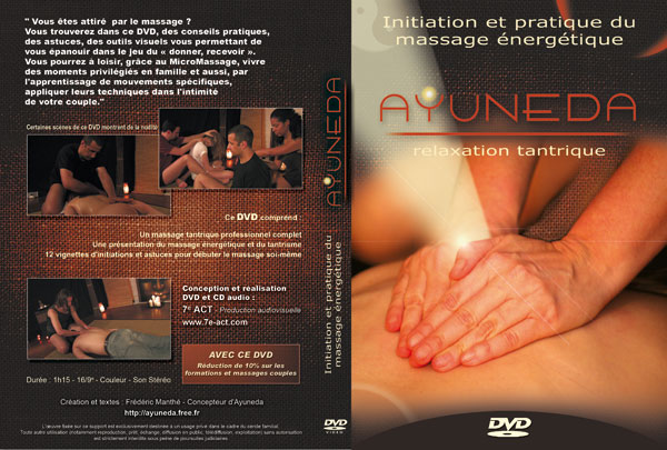 DVD Ayuneda relaxation tantrique